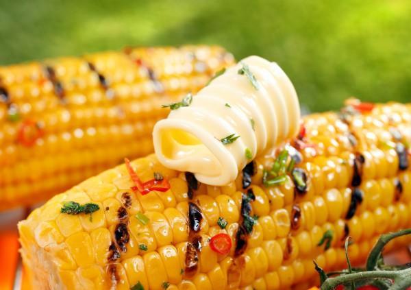 Ароматная кукуруза