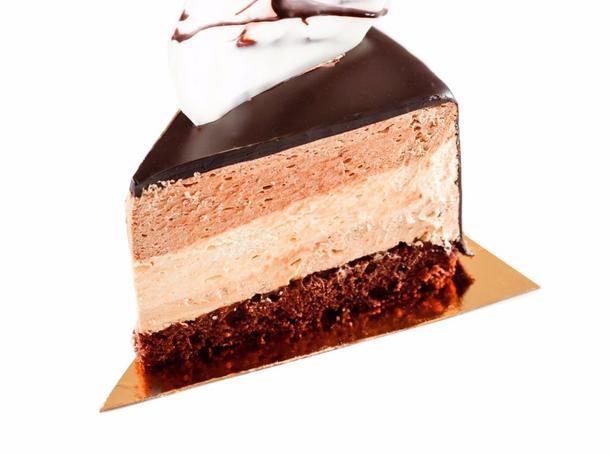 Десерт Три шоколада (муссовый)